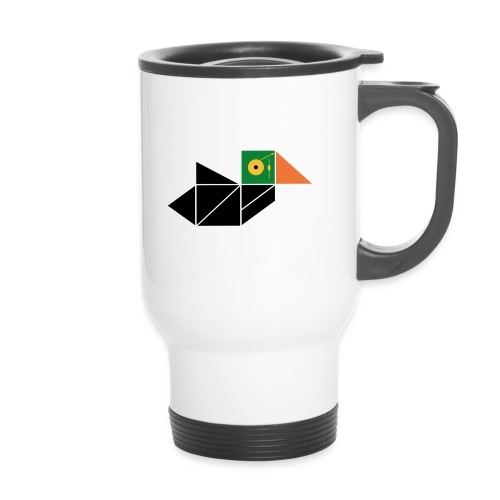 Jean Yann - Thermal mug with handle