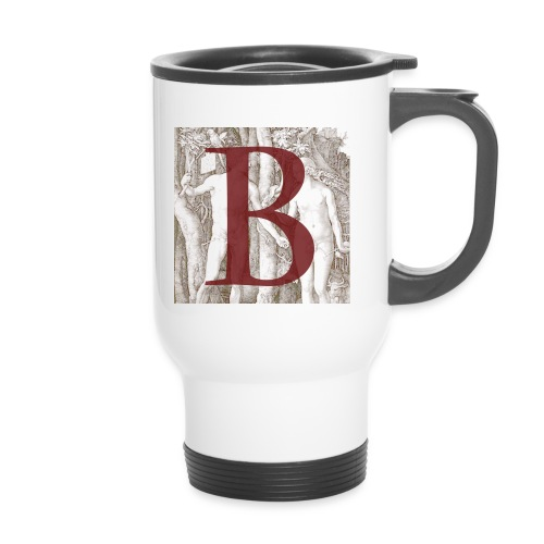 Blasfemias Blog Gravatar - Thermal mug with handle