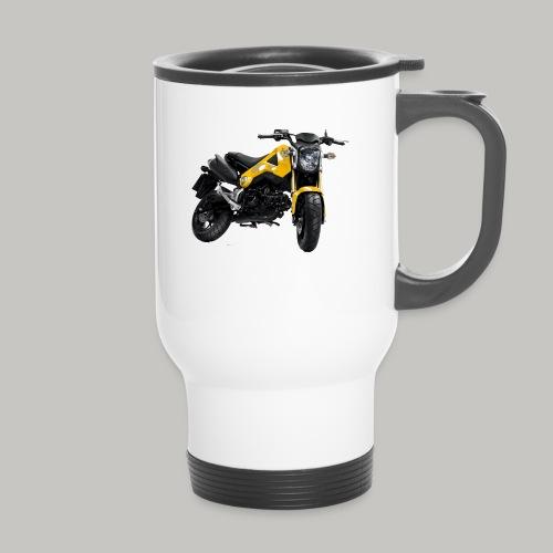 Grom Motorcycle (Monkey Bike) - Travel Mug