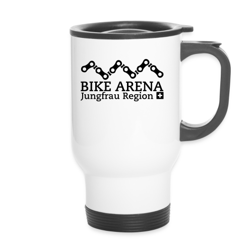 Bike Arena Black Rider - Thermobecher
