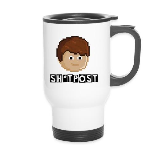 kwaklogo3 png - Thermal mug with handle