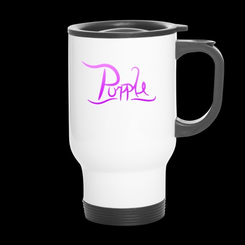 PurpleDesigns - Travel Mug