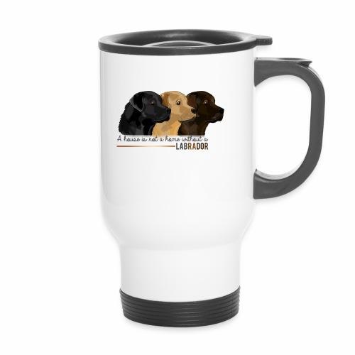 Labrador - Mug thermos