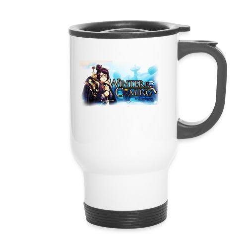 Overwatch and GameOfThrones Fusion - Travel Mug