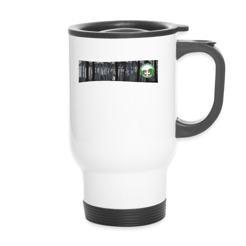 HANTSAR Forest - Thermal mug with handle