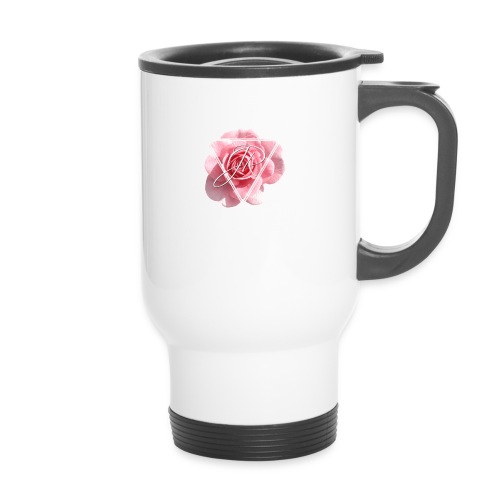 Rose Logo - Travel Mug