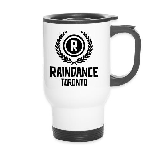 rd-toronto-logo-vertical - Thermal mug with handle
