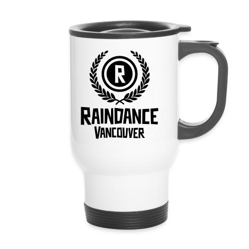 rd-vancouver-logo-vertica - Thermal mug with handle