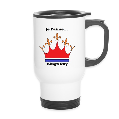 Je taime Kings Day (Je suis...) - Thermo mok