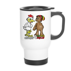 Jerk chickenPork Dread - Travel Mug