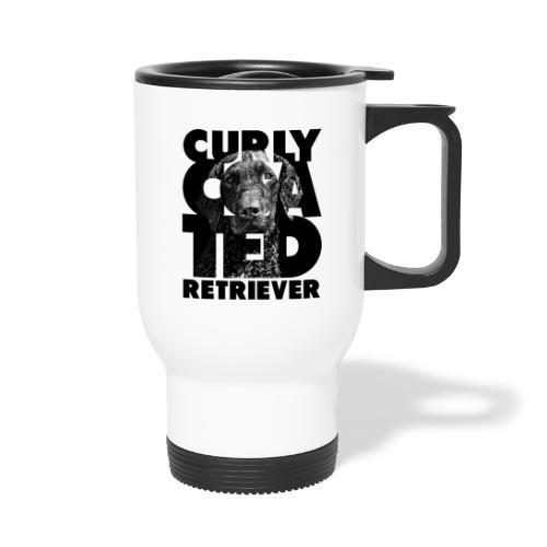Curly Coated Retriever II - Termosmuki