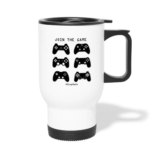 Join The Game - Thermal mug with handle