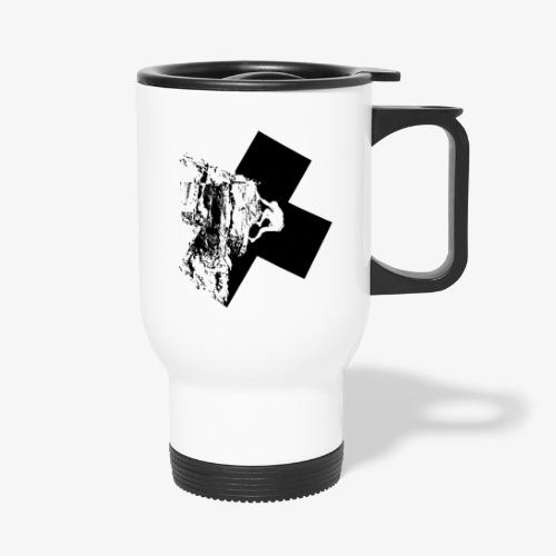 Escalada en roca - Thermal mug with handle