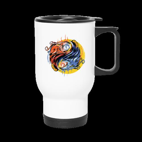 Japan Phoenix - Travel Mug