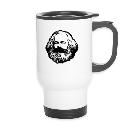 Karl Marx - Tazza termica