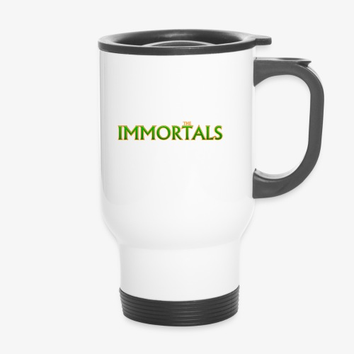 Immortals - Thermal mug with handle
