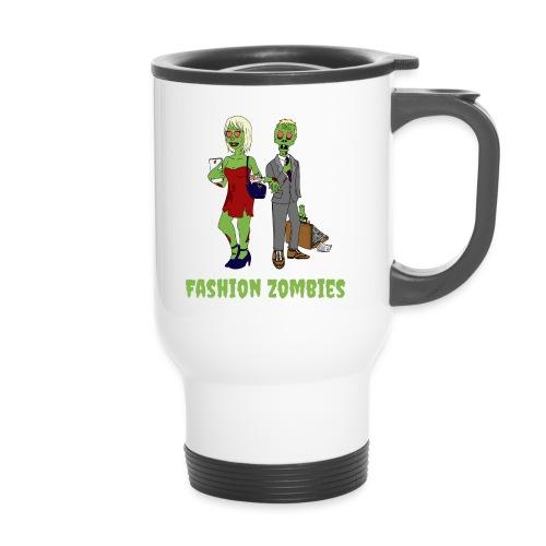 Fashion Zombie - Thermal mug with handle