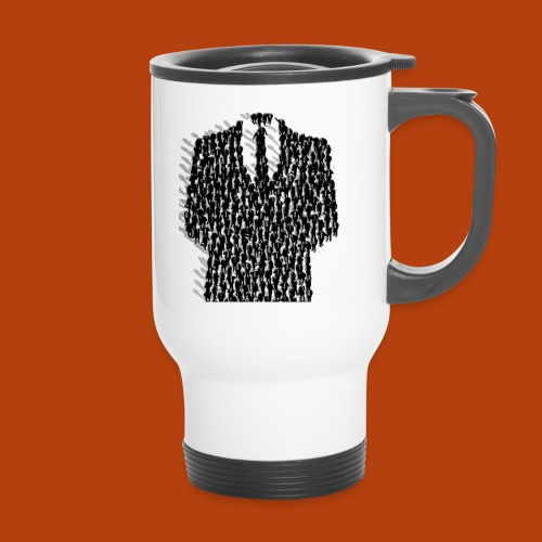 Anonymous Smoking - Mug thermos