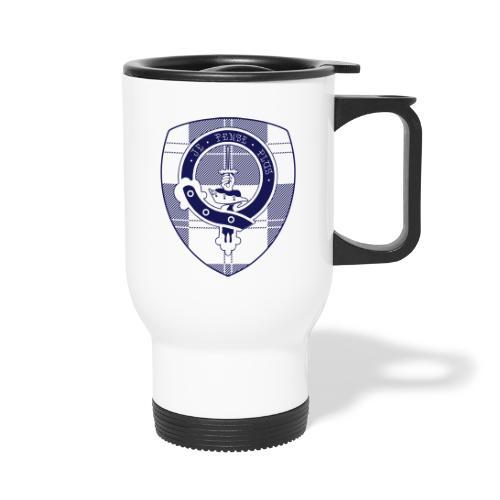 Logo Scouting Erskine 2018 - Thermosmok met draagring