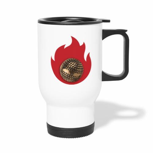 petanque fire - Mug thermos