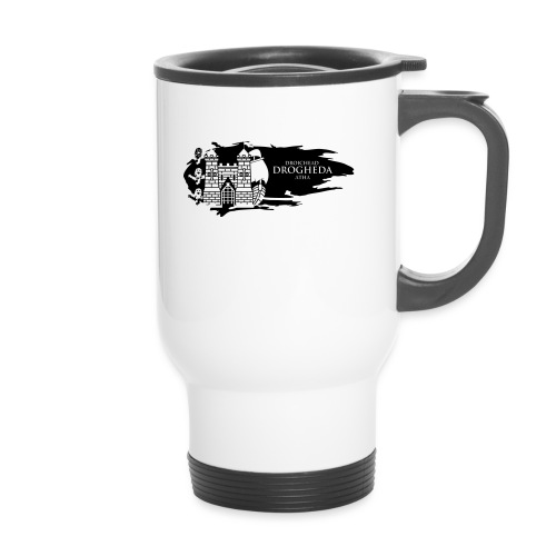 Drogheda Laurences Gate Black - Travel Mug