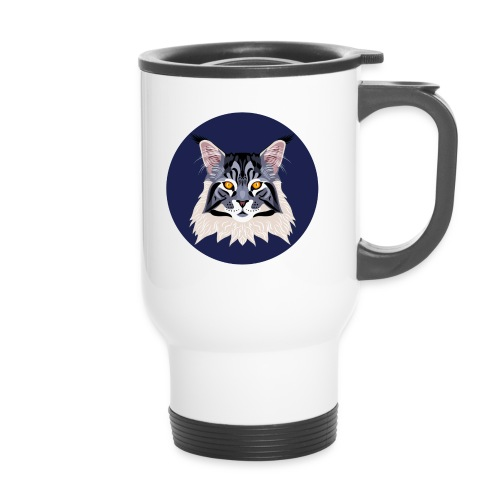 BleuCat Angora - Mug thermos
