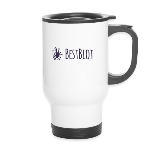 BestBlot logo (medium) - Thermal mug with handle