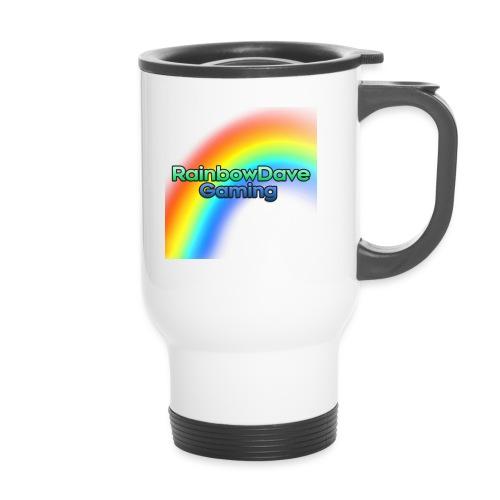 RainbowDave Gaming Logo - Travel Mug