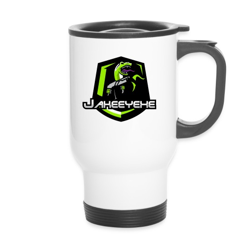 JakeeYeXe Badge - Thermal mug with handle