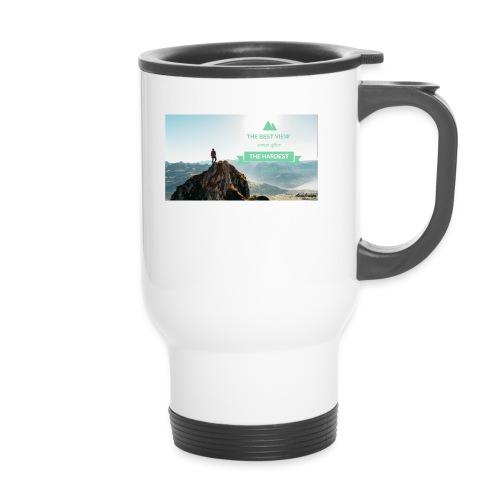 fbdjfgjf - Thermal mug with handle