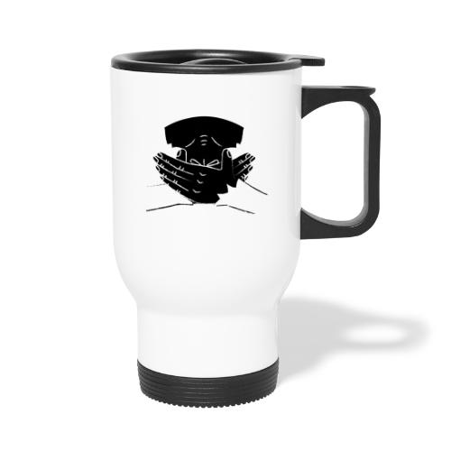 Give them the words - Thermal mug with handle
