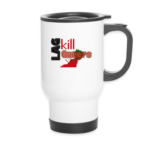 LAG Kills - Thermal mug with handle