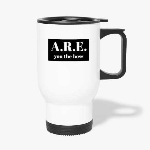 AREyou the boss - Travel Mug