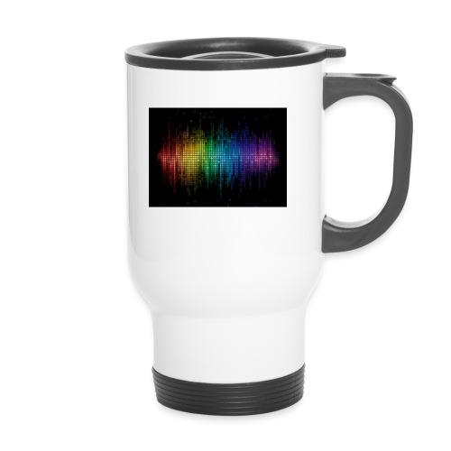 THE DJ - Thermal mug with handle