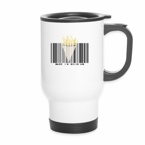 Made In Belgium - Mug thermos