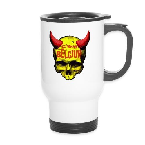 Belgium Devil 2 - Thermo mok