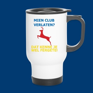 Dit is mien club! - Thermo mok