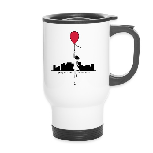 Gravity Mug - Travel Mug
