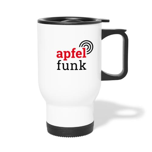 Apfelfunk Edition - Thermobecher mit Tragegriff