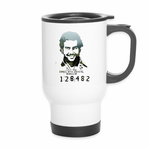 Pablo Escobar - Regenwald in Kolumbien - Thermobecher