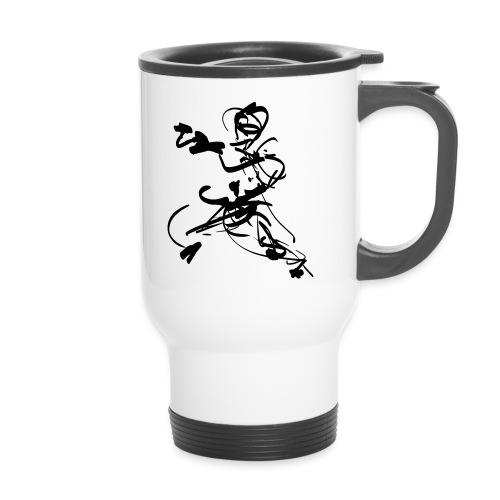 mantis style - Travel Mug