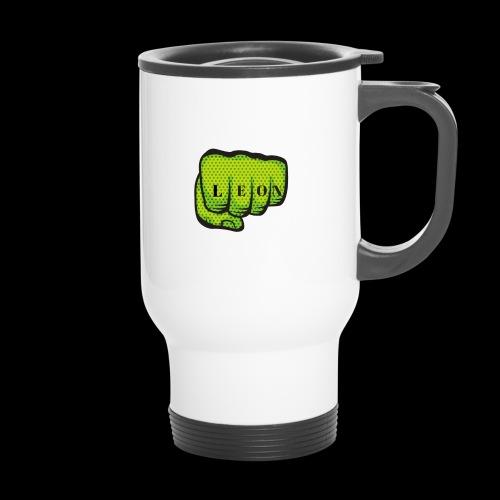 Leon Fist Merchandise - Travel Mug