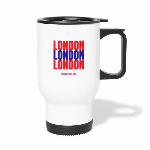 Shop London Hoodie, Sweatshirt Souvenir T-shirts - Thermal mug with handle