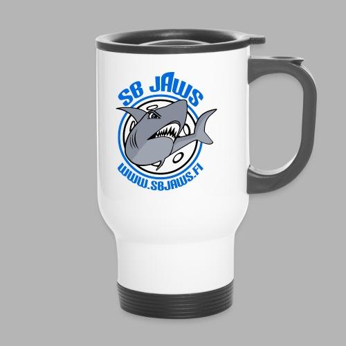 SB JAWS - Kahvallinen termosmuki