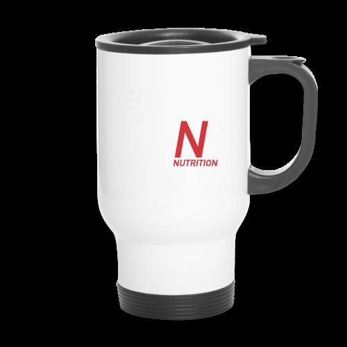 Climax Nutrition Logo - Travel Mug