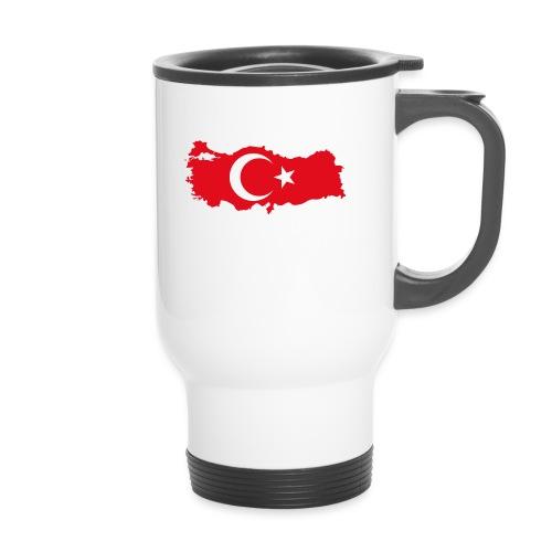 Tyrkern - Termokrus med bærehåndtag