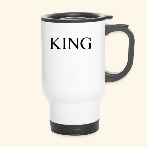 King - Thermobecher