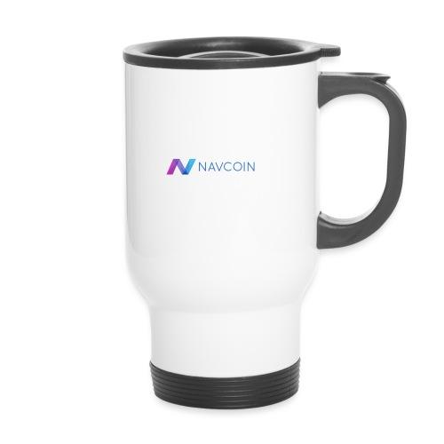 Navcoin (Nav) - Thermobecher mit Tragegriff