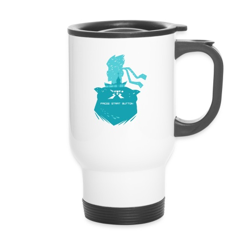 Shadow Moses - Thermal mug with handle