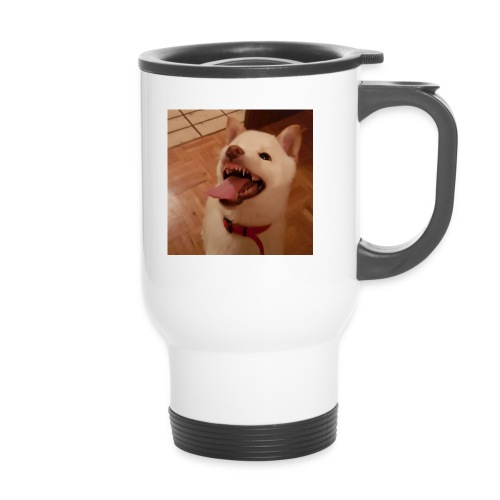 Mein Hund xD - Thermobecher